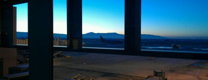 Albuquerque International Sunport (ABQ) is one of Airports - worldwide.