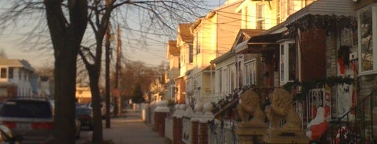 Ozone Park is one of Queens is King.
