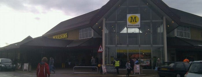 Morrisons is one of Lieux qui ont plu à Carl.