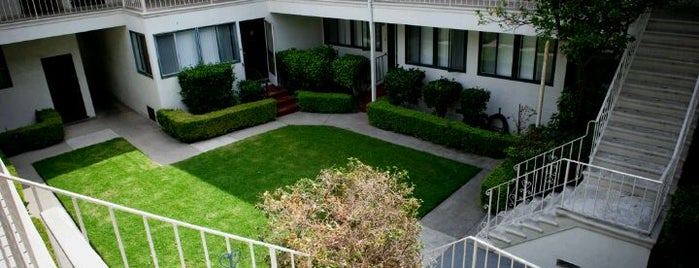 Solutions in LA-Veteran Avenue Apartments is one of Solutions in LA apartments.