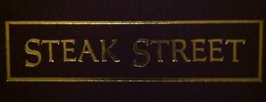 Steak Street is one of Highlights.