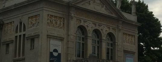Prinzregententheater is one of StorefrontSticker #4sqCities: Munich.
