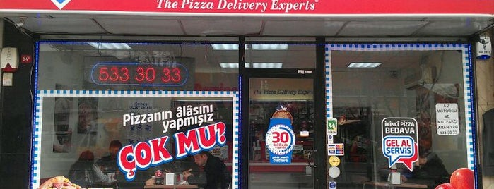 Domino's Pizza is one of Haluk Cem 님이 좋아한 장소.