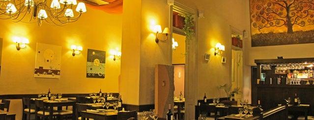 Jacarandá is one of Restaurantes en Fondo de Olla.