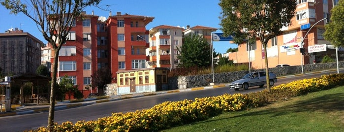 Üçevler is one of Pendik.