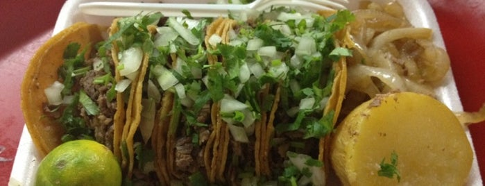 Tacos El Edén is one of Tragadera.