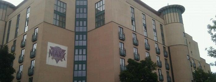 MAXX Hotel Jena is one of Jena.