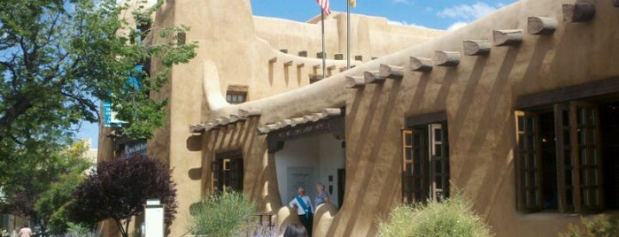 New Mexico Museum of Art is one of Tempat yang Disimpan Edmund.