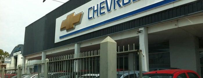Chevrolet Montevideo is one of Tiendas.