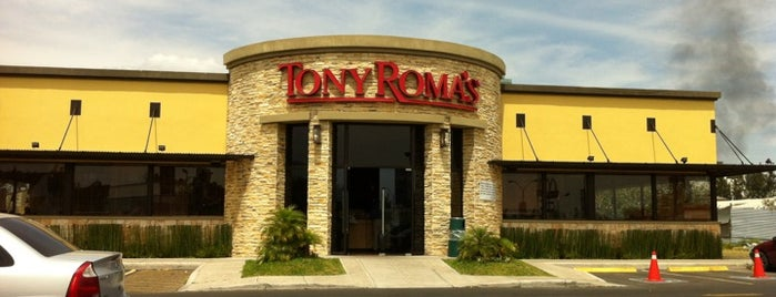 Tony Roma's is one of Lieux qui ont plu à Francisco.