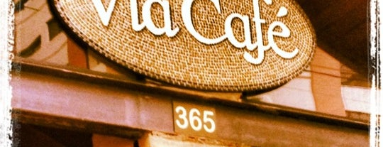 Via Café is one of Luci 님이 저장한 장소.