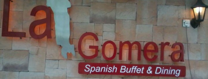 La Gomera Restaurant is one of Best Food in KL/PJ.