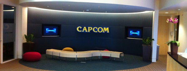 Capcom USA is one of Videogames HQ.