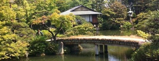 相楽園 is one of Kobe-Japan.