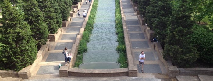 Meridian Hill Park is one of The Foursquare Insider's Perfect Day in DC.
