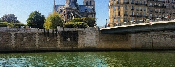 La Seine is one of Best places in Paris, France.