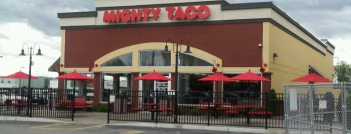 Mighty Taco is one of Uniquely Buffalo.