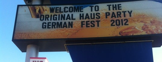 German Fest is one of David'in Beğendiği Mekanlar.