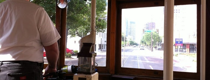 M-Line Trolley is one of * Gr8 Museums, Entertainment & Attractions—DFdub.