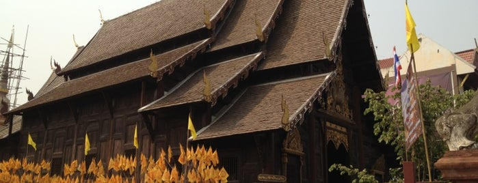 Wat Phan Tao is one of Trips / Thailand.