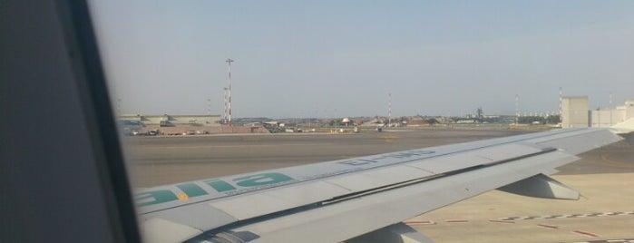 Aeropuerto de Bari is one of International Airport Lists (2).