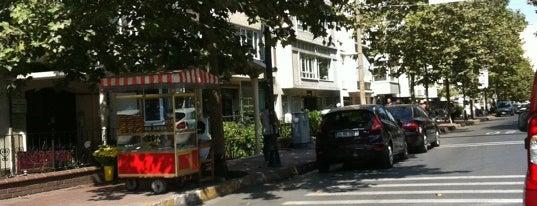 Vali Konağı Caddesi is one of Istanbul.
