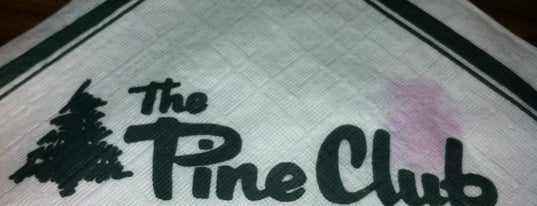 The Pine Club is one of Gem City.