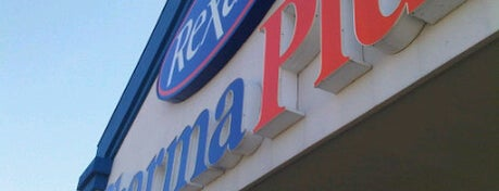Rexall Pharma Plus is one of Rexall Pharma Store (1/2).