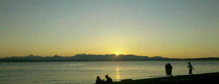 Golden Gardens Park is one of Seattle's Best Great Outdoors - 2012.