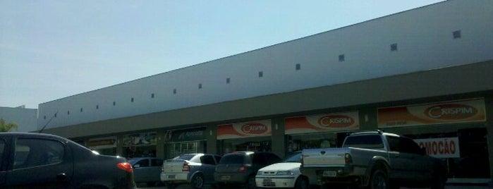 Centro Comercial Fortaleza (CCF) is one of Guilherme : понравившиеся места.