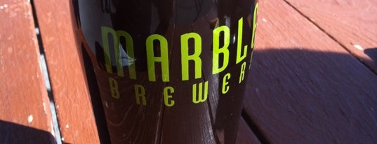 Marble Brewery is one of Best US Breweries--Brewery Bucket List.
