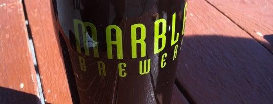 Marble Brewery is one of Best US Breweries--Brewery Bucket List.