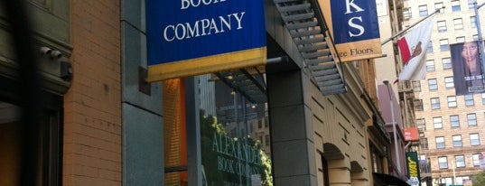 Alexander Book Company is one of San Francisco.