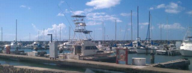Waianae Boat Harbor is one of Oahu: The Gathering Place.