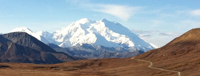 Denali National Park & Preserve is one of National Parks.
