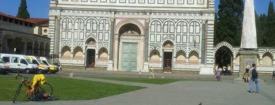 Piazza Santa Maria Novella is one of Good Time.