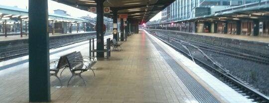 Platforms 2 & 3 is one of Sydney Train Stations Watchlist.