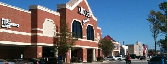 Kroger is one of Tempat yang Disukai Scott.