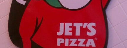 Jet's Pizza is one of Karenさんのお気に入りスポット.
