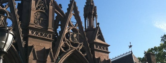 The Green-Wood Cemetery is one of NY To Do.