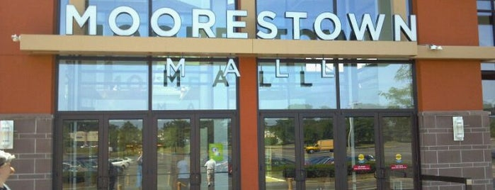 Moorestown Mall is one of Work Locations.