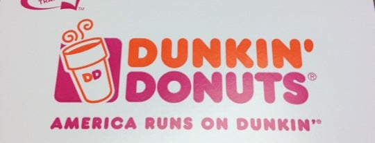 Dunkin' is one of PA State College.