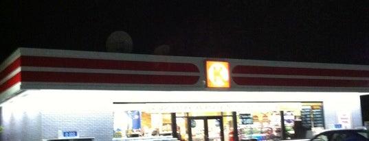 Circle K is one of สถานที่ที่ Diana ถูกใจ.