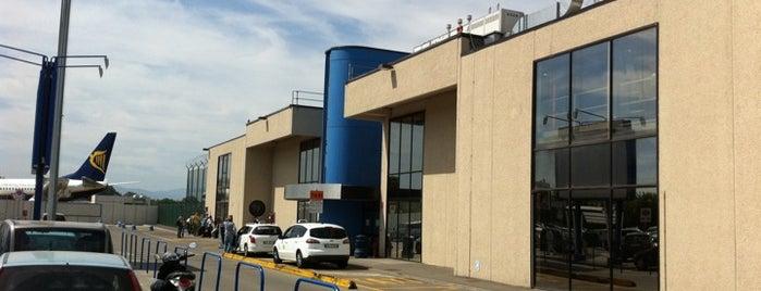 "Aeroporto di Parma ""Giuseppe Verdi"" (PMF) is one of Aeroporti Italiani - Italian Airports."