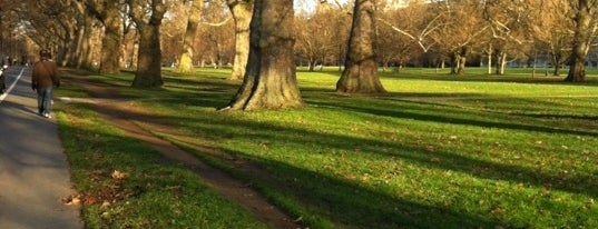 Hyde Park is one of Cool things to do in London.
