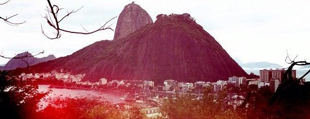 Mirante do Pasmado is one of The Beaches in Rio de Janeiro, Brazil.