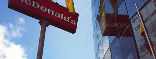 McDonald's is one of Posti che sono piaciuti a Yunus.