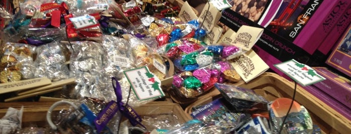 Chocolate Heaven is one of San Fran.
