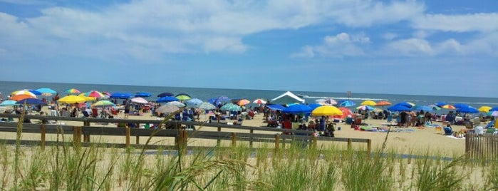 City of Rehoboth Beach is one of The Delaware Beaches.