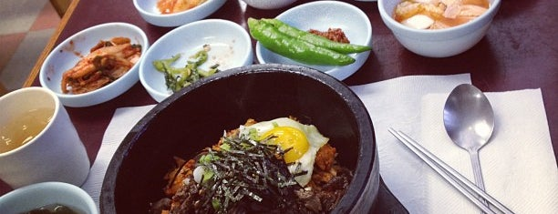 Jeon Ju is one of LA: Restaurants to Try.
